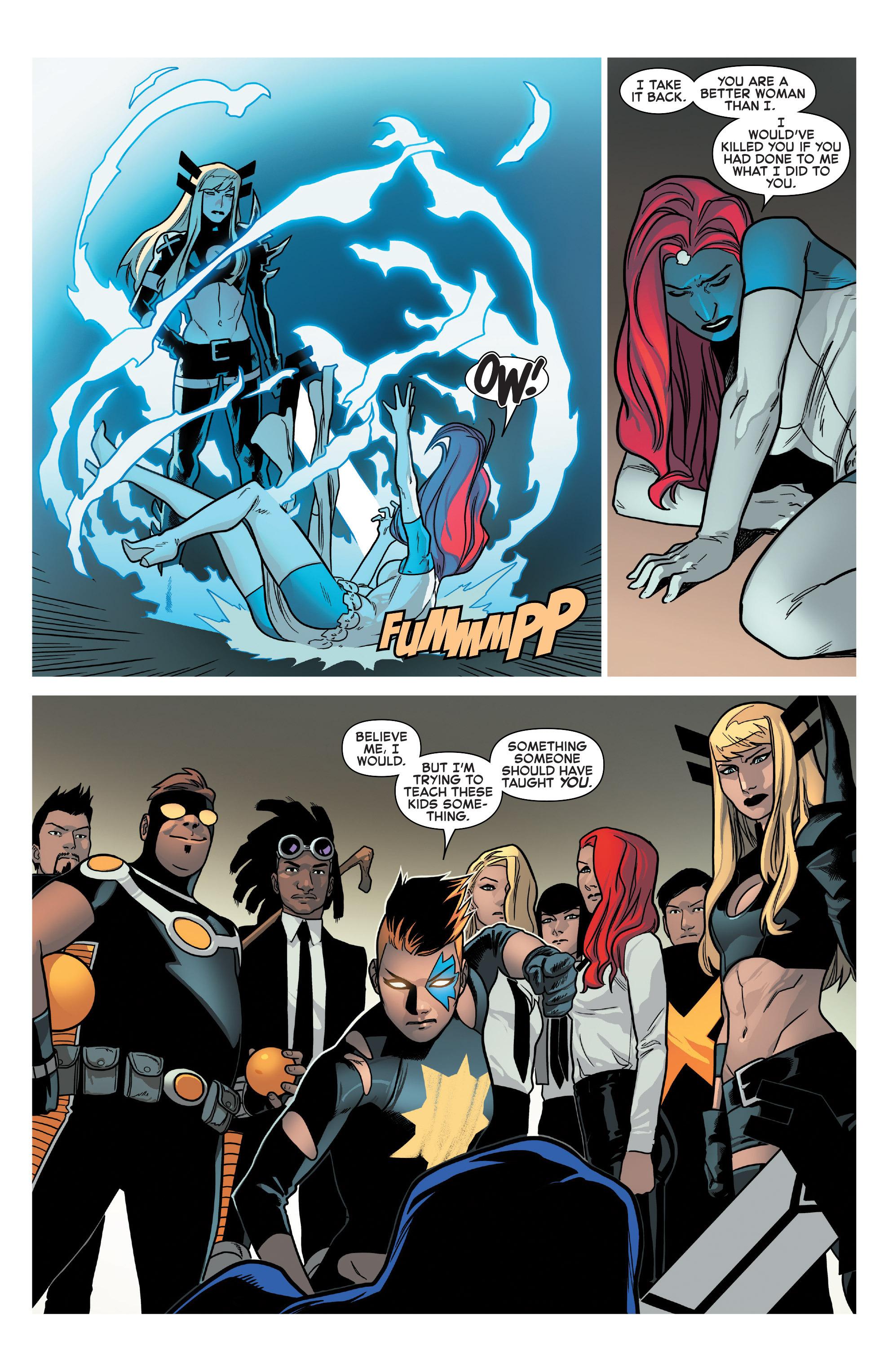 Read online Uncanny X-Men (2013) comic -  Issue #34 - 14