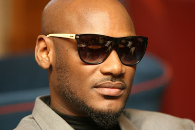 2face idibia Naijaloaded - I Wish All My Kids Come From One Woman-Tuface