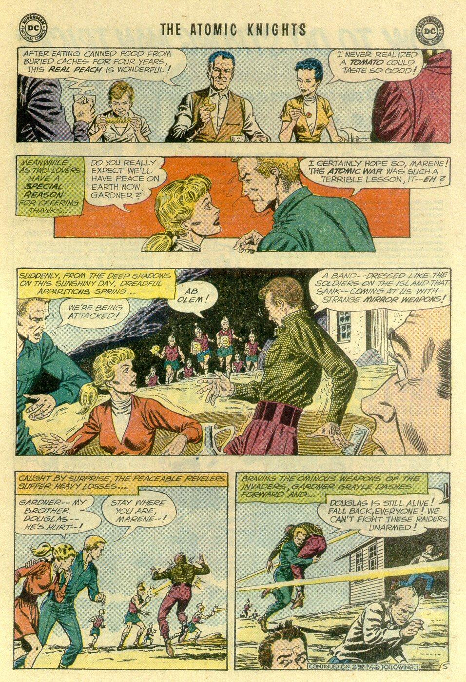 Strange Adventures (1950) issue 222 - Page 27