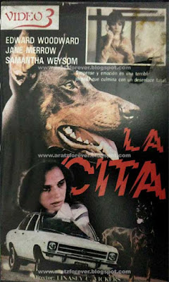 la cita, the appointment, Edward Woodward, Lindsey C. Vickers