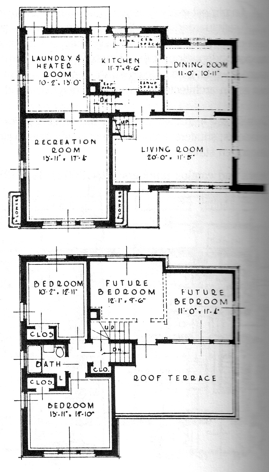 Instant House Unusual Sears Homes – Bryant Homes Floor Plans