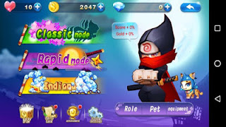 Game Sprint Ninja Apk v1.0.4 Latest version