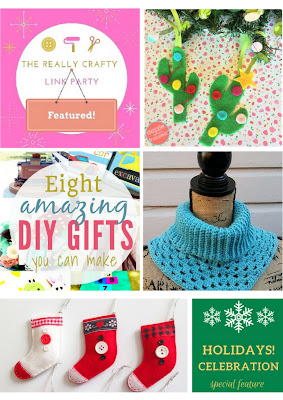 http://keepingitrreal.blogspot.com.es/2017/12/the-really-crafty-link-party-96-featured-posts.html