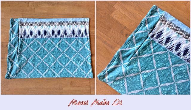 Kissenbezug anpassen - Modify Pillowcase