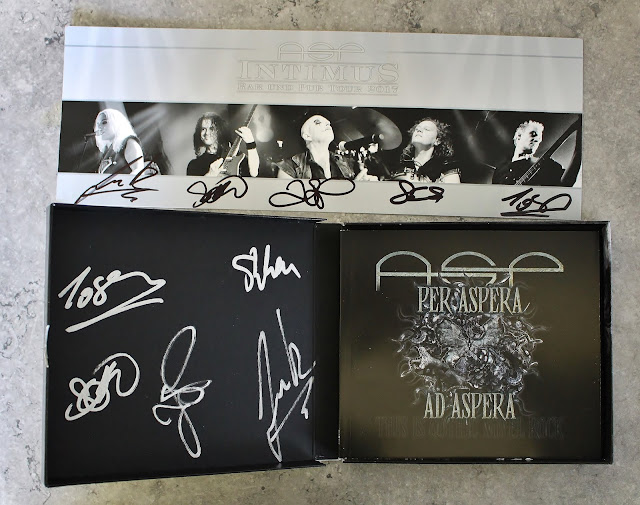 Autogramm ASP