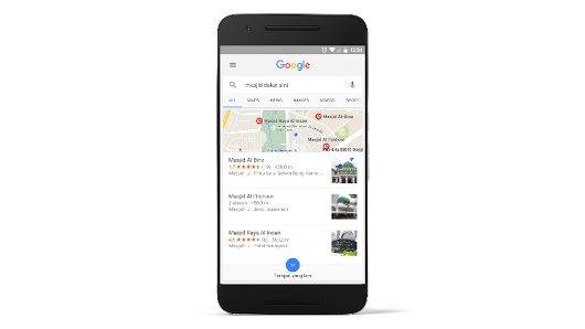 Layanan Google App memberikan banyak fitur selama bulan Ramadan