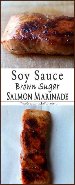 SOY SAUCE AND BROWN SUGAR SALMON MARINADE – EASY TO MAKE