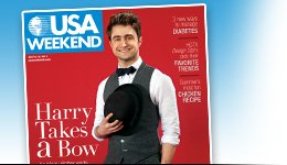 Updated(2): Dan to be featured on USA Weekend cover