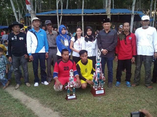 Hadiri Cambai CUP, Abdiyanto Diminta Serahkan Piala