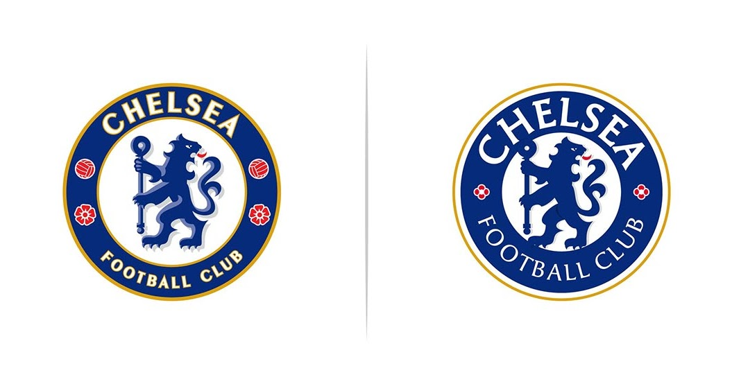 Chelsea FC Crest Redesign By Socceredesign
