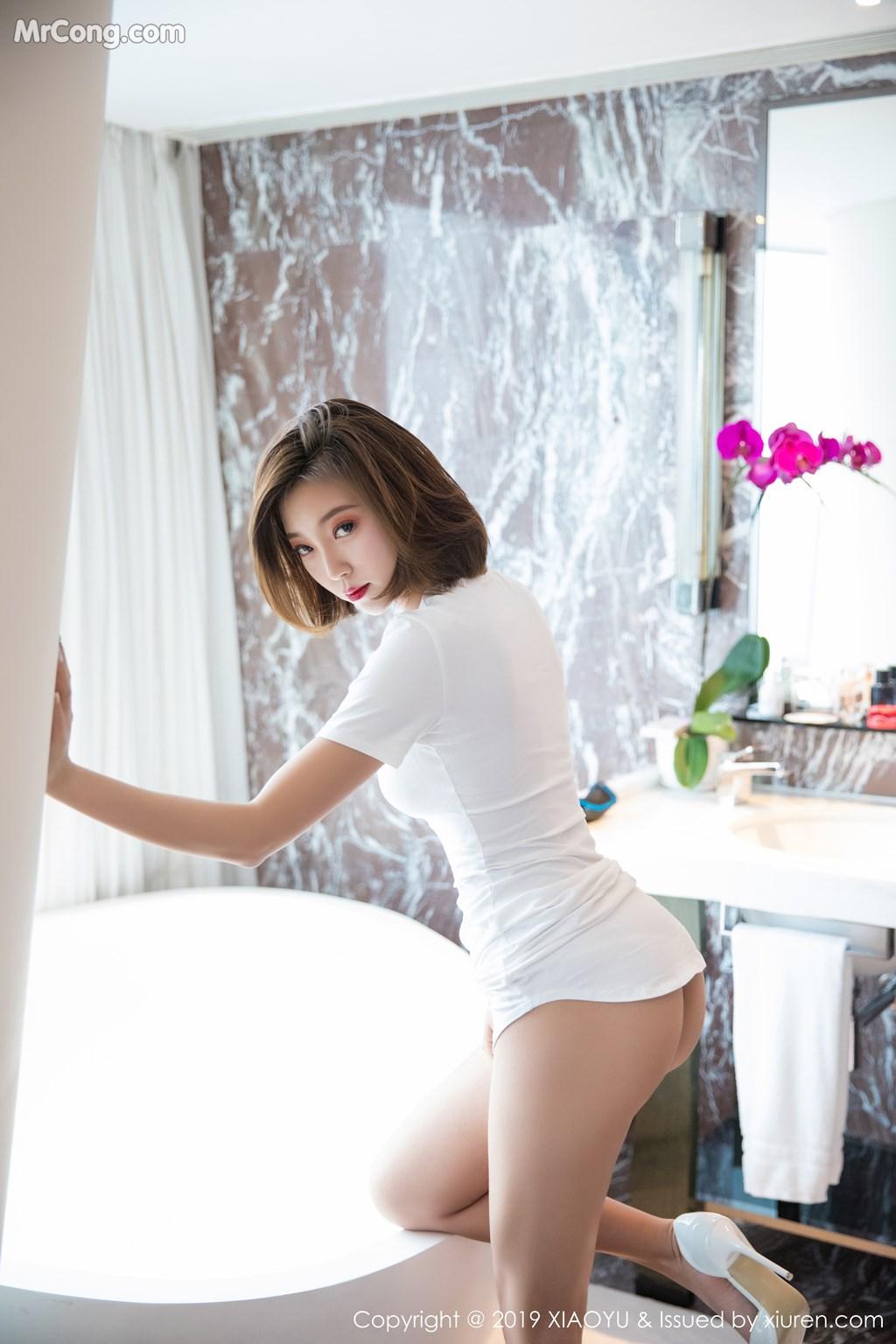 Image XiaoYu-Vol.039-LRIS-Feng-Mu-Mu-MrCong.com-002 in post XiaoYu Vol.039: LRIS (冯木木) (61 ảnh)