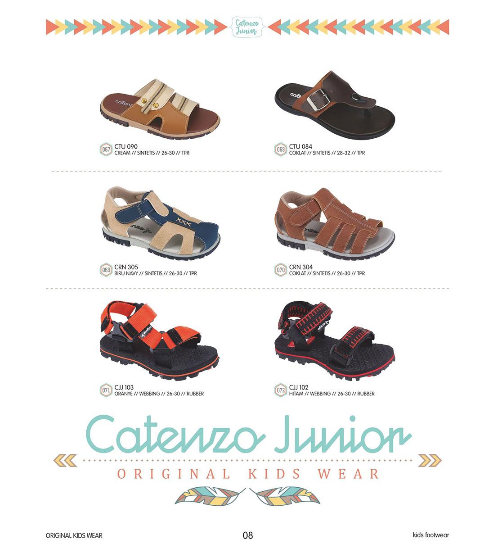 Sandal Gunung Pria Anak Size 26 305 Daftar Harga Terkini Dan Sepatu Laki 1604 306 Brown 31 Produk Terbaru Catenzo Junior Katalog 2018 Fashion Kids Source