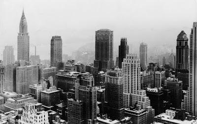 Ουρανοξύστες στη Νέα Υόρκη της δεκαετίας του 30 / New York skyscrapers in the 30s