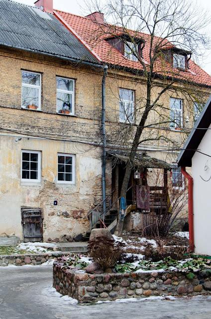 Uzupis, Zarzecze, Vilnius, Wilno, Litwa, Lithuania