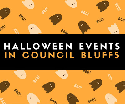Halloween Events in Council Bluffs