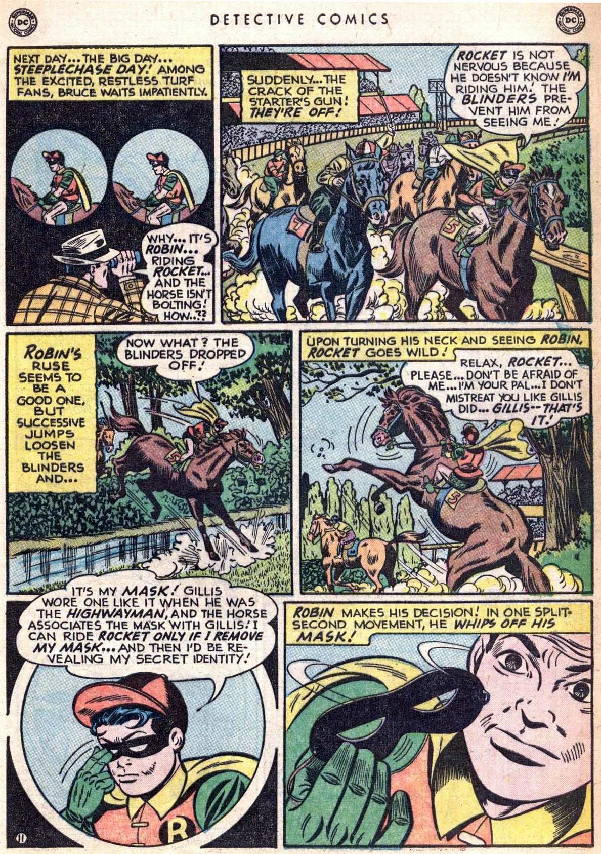 Detective Comics (1937) 157 Page 12