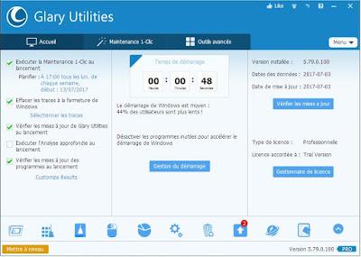 تنزيل تطبيق Glary Utilities للاندرويد