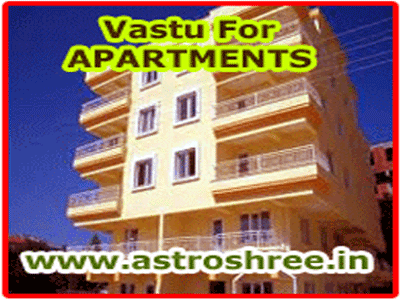 vastu for apartments by best astrologer