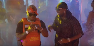 Video Eddy Kenzo ft Harmonize - Inabana Mp4 Download