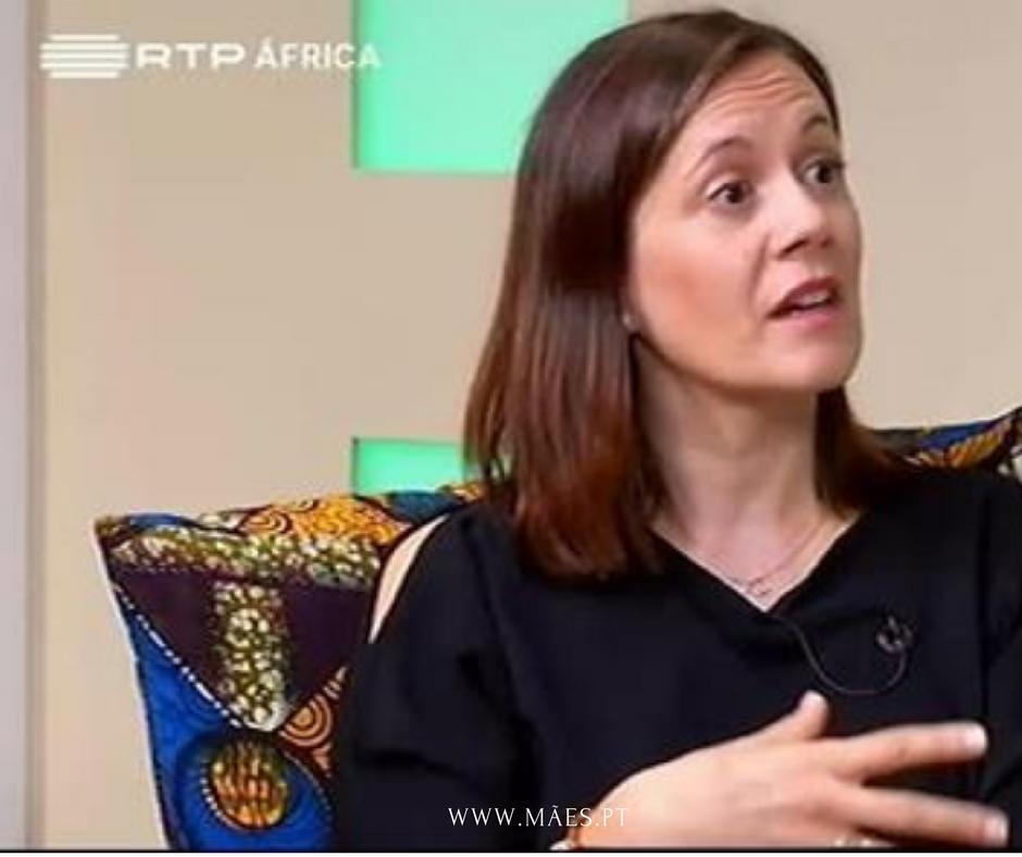 Mães.pt 12 OUTUBRO 2017 | Participação RTP ÁFRICA