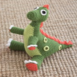 http://www.lionbrand.com/patterns/crochet-pattern-dotty-dinosaur.html