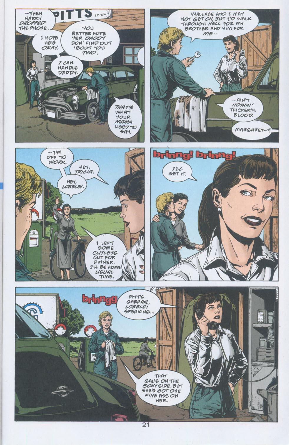 Read online American Century comic -  Issue #11 - 21