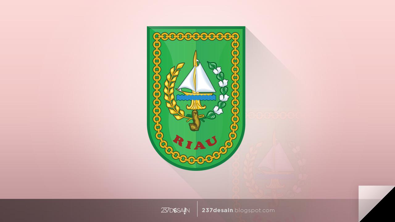 Logo Pemerintah Propinsi Riau 237desain