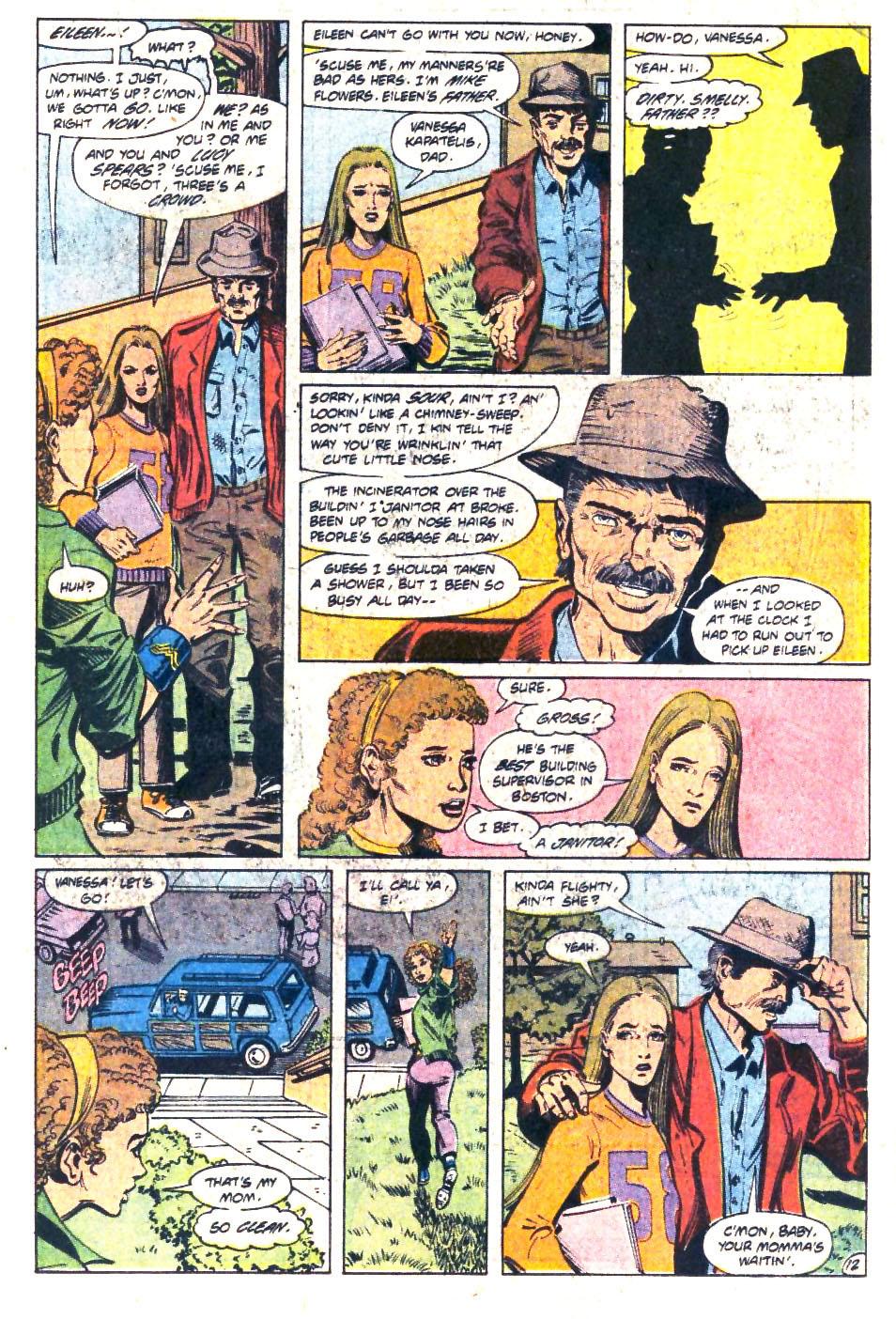 Read online Wonder Woman (1987) comic -  Issue #36 - 13