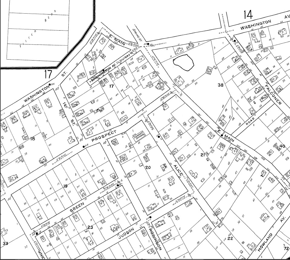 in response to your recent inquiry we hold sanborn fire insurance map coverage of the property at 25 first street in beacon new york for the years 1919