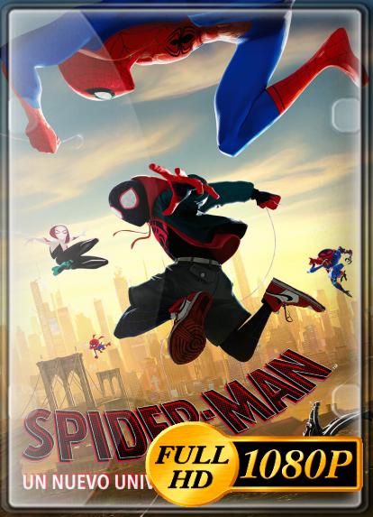 Spider-Man: Un Nuevo Universo (2018) FULL HD 1080P LATINO/INGLES