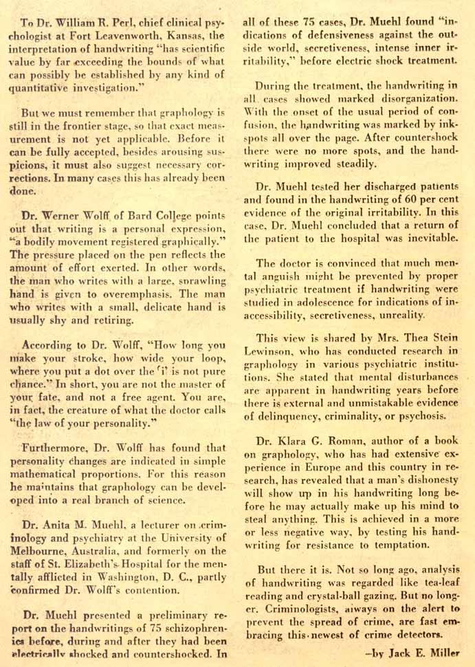 Read online Detective Comics (1937) comic -  Issue #191 - 32