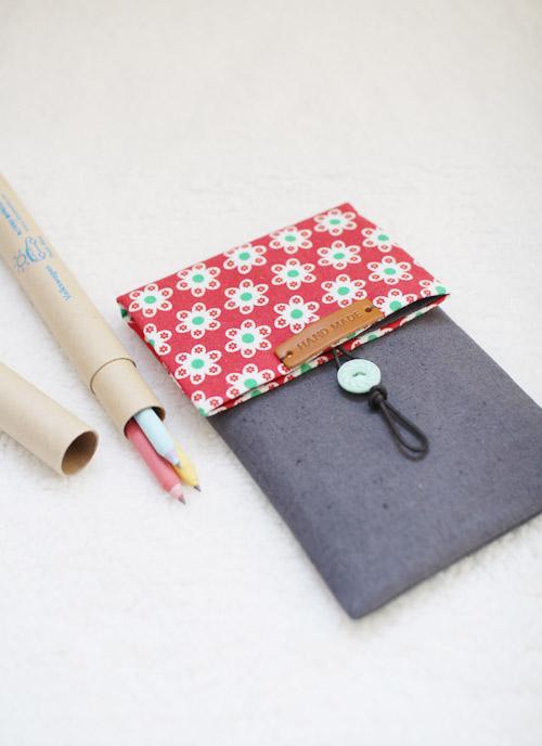 Simple Fabric Pencil Case Diy Tutorial Ideas