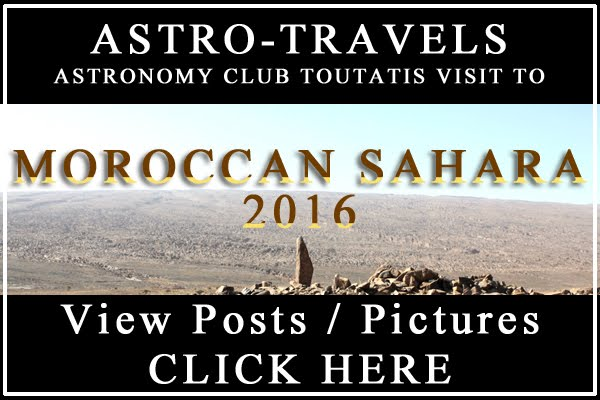 Read post series on Astronomy trip to the Moroccan Sahara