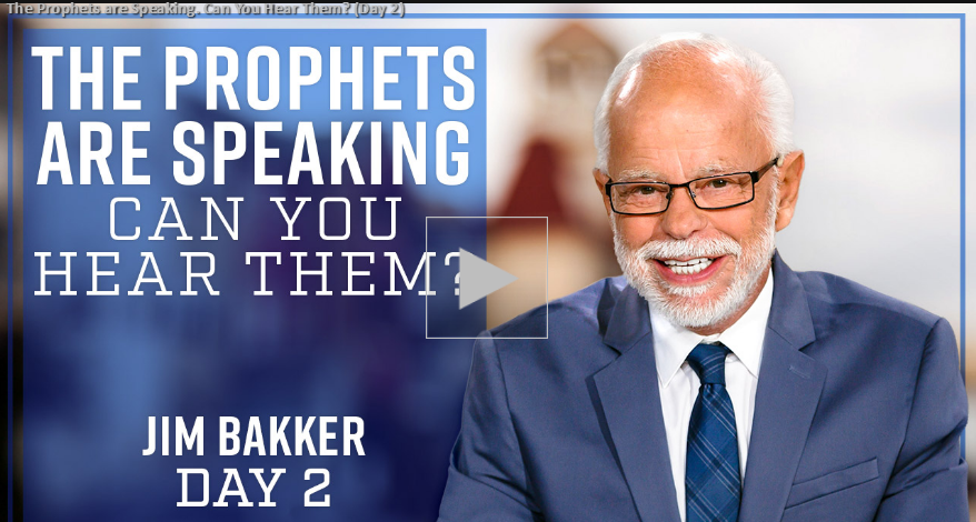 Love For His People: The Prophets Are Speaking  Can You Hear