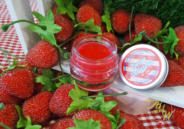 A photo of Etude House Berry Delicious Lip Jam Treatment