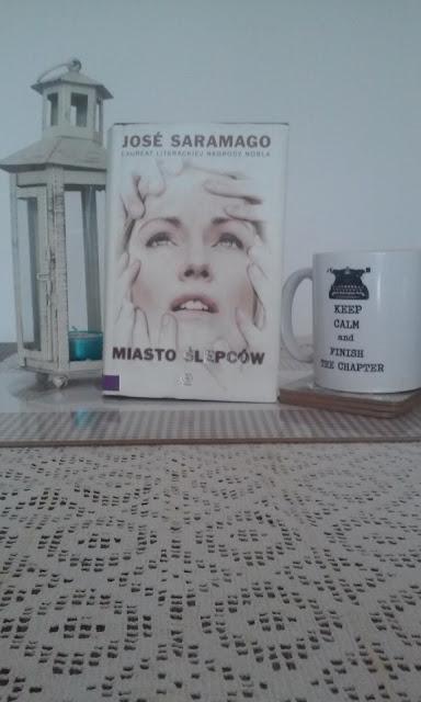 To, co czytam: Miasto  ślepców, Jose Saramago