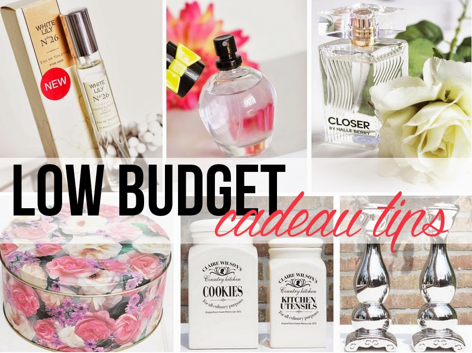 15 Low Budget Cadeautips The Budget Life Blog Over