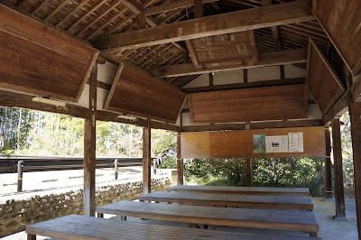 建水分神社 休憩所(休絵馬堂)(南河内郡千早赤阪村)