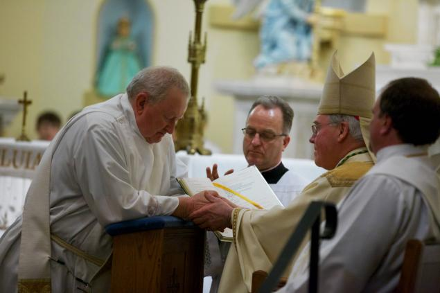 First Married Catholic Priest Ordained In Buffalo NY