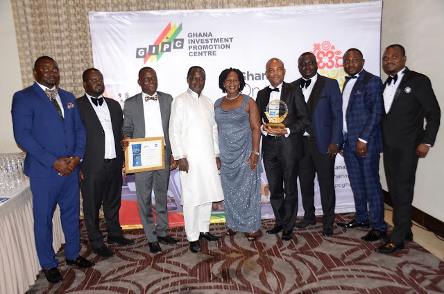 Ghana Club 100 Update: Justmoh Construction Adjudged 9th Best Company