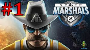 Space Marshals 2 MOD v1.1.0 Apk Terbaru