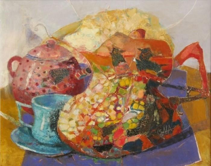 Абстрактный экспрессионизм. Galya Koleva
