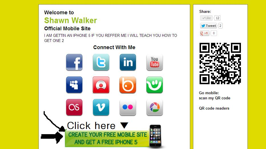 Free iPhone 5 NO SURVEYS, REFERRALS OR OFFERS JUST SIGN UP!