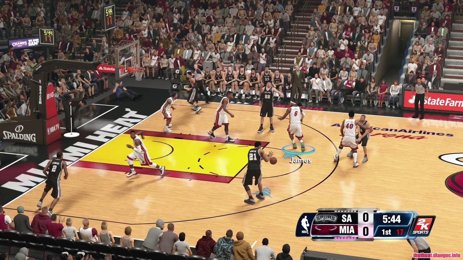 game NBA 2K14, NBA 2K14, nba 2k14 fshare,