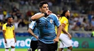 منتخب أوروجواي يحقق الفوز خارج ملعبه على منتخب المجر بهدفين لهدف في المباراة الودية