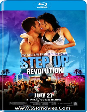 Step Up Revolution (2012) Dual Audio 480p