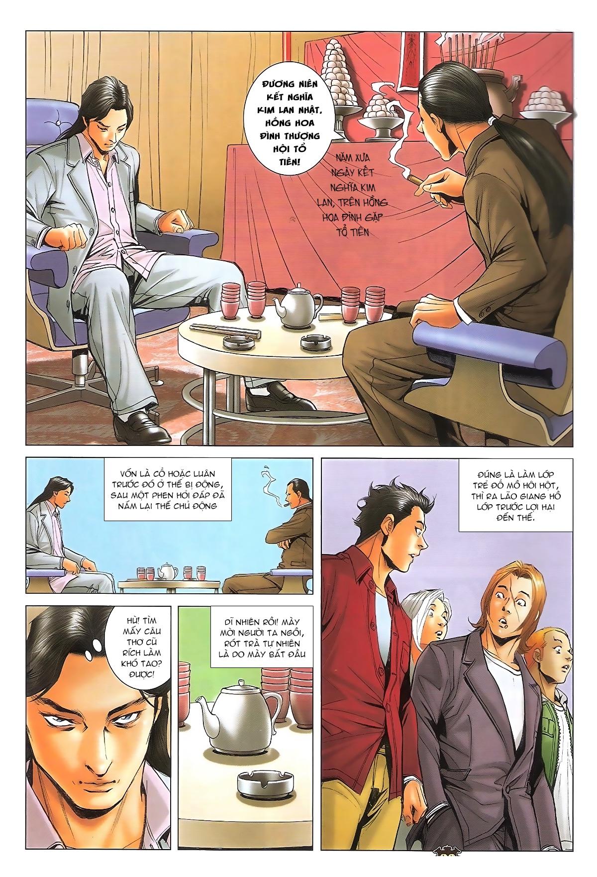 Người Trong Giang Hồ - Ngũ Hổ qui thiên - Chapter 1716: Đàm phán siêu cấp 2 - Pic 6