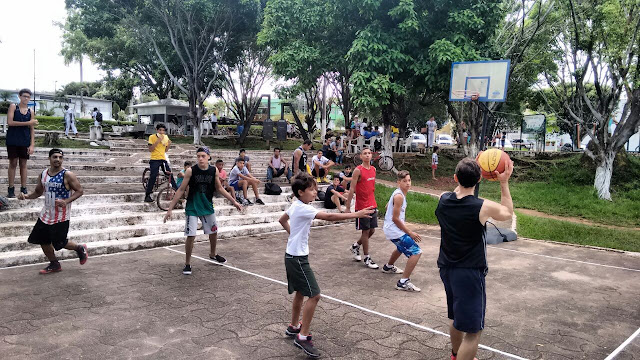 AMEC realiza 2º Brinca Cacoal Rua de Lazer 2017