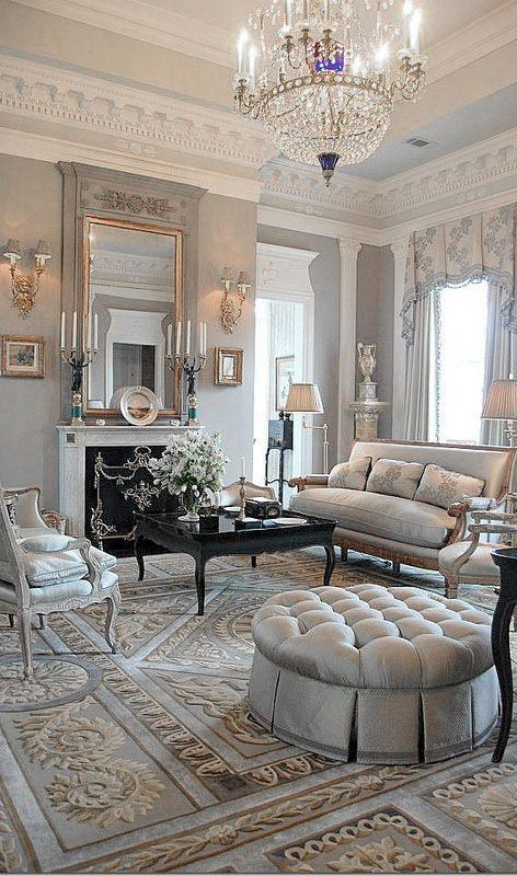 Neoclassical-Style Interiors to Make You Swoon