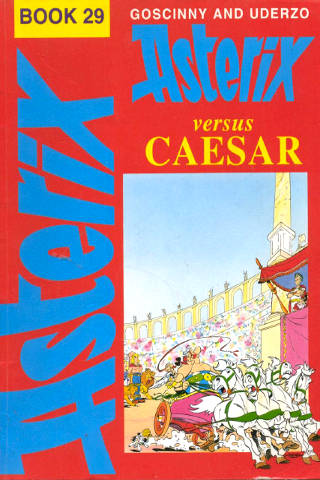 Asterix Versus Caesar PDF
